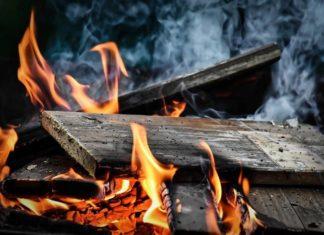 Holz zum räuchern